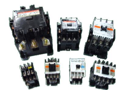 色々な電磁接触器