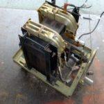 溶接機の修理