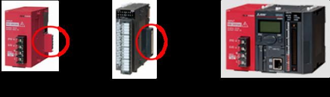 PLCのコンポーネントタイプ(ビルディングタイプ)