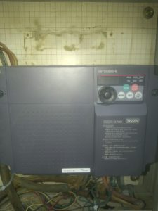 三菱電機のインバーター