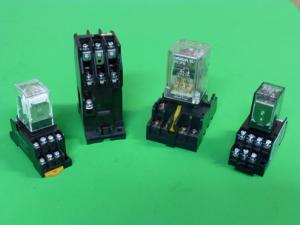 色々な電磁継電器