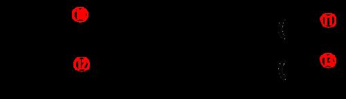 PLCのラダー図の処理順4