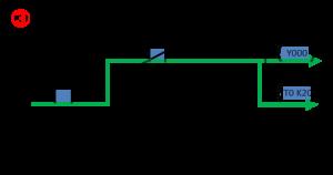 シーケンサのシングルショット回路3